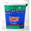 J&J Kosher Dairy Small Curd Cottage Cheese 4% Milk Fat 16 oz