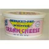 J & J Reduced Fat Whipped Cream Cream 8 oz