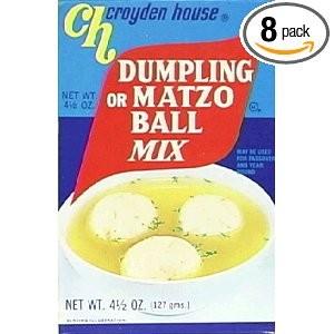 Croyden House Dumpling & Matzo Ball Mix 4.5 oz