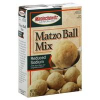 Goodman's Reduced Sodium Matzo Ball Mix 4.5 oz