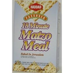 Haddar 18 Minutes Matzos 16 oz