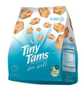 Manischewitz Passover Crackers Lightly Salted Tiny Tams 8 oz