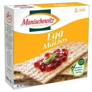 Manischewitz Passover Egg Crackers 8 oz
