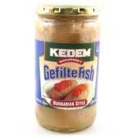 Gourmet Gefilte Fish - Hungarian Style