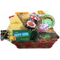 eKosher.com - Holidays & Everyday Goody and Gourmet Basket - Deluxe
