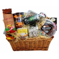 eKosher.com - Holidays & Everyday Goody and Gourmet Basket - Premium Deluxe