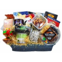 eKosher.com - Holidays & Everyday Goody and Gourmet Basket - Ultra Deluxe