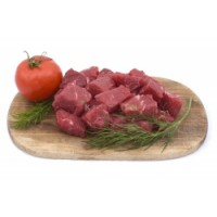 Kosher Cubed Beef For Stew - Lean